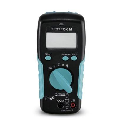 1212208 - TESTFOX M - Multimeter
