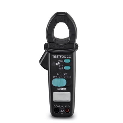 1212210 - TESTFOX CC - Multimeter
