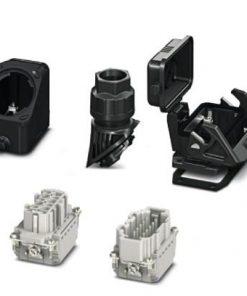 1408791 - Connector set - HC-EVO-B10PT-BWSC-HL-M25-PLRBK