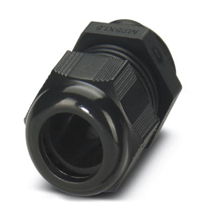 1411132 - Cable gland - G-INS-M16-S68N-PNES-BK