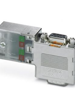 2313708 - D-SUB bus connector - SUBCON-PLUS-PROFIB/90/PG/SC
