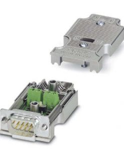 2744380 - SUBCON-PLUS-PROFIB/AX/SC - D-SUB bus connector
