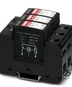 2800628 - VAL-MS 1000DC-PV/2+V - Type 2 surge arrester Photovoltaic