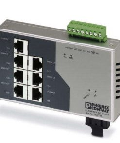 2832726 - FL SWITCH SF 7TX/FX - Industrial Ethernet Switch