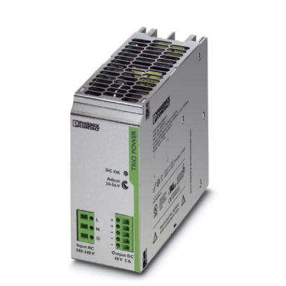 2866491 - TRIO-PS/1AC/48DC/ 5 - Power supply unit