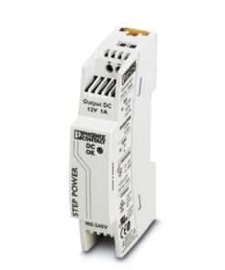 2868538 - STEP-PS/ 1AC/12DC/1 - Power supply unit