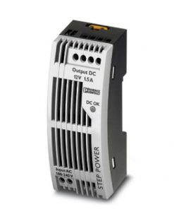 2868554 - STEP-PS/ 1AC/12DC/1.5/FL - Power supply unit