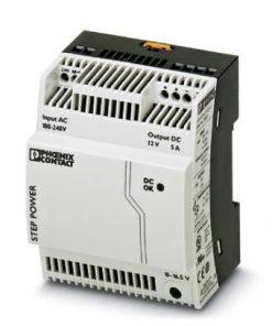 2868583 - STEP-PS/ 1AC/12DC/5 - Power supply unit