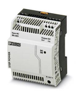 2868619 - STEP-PS/ 1AC/15DC/4 - Power supply unit