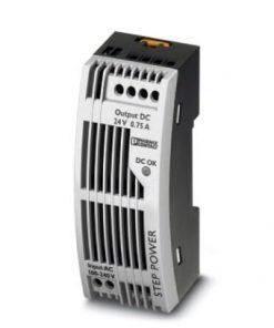 2868622 - STEP-PS/ 1AC/24DC/0.75/FL - Power supply unit