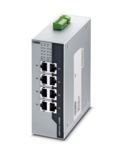 2891065 - Industrial Ethernet Switch - FL SWITCH 1008E