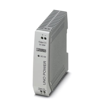 2904374 - UNO-PS/1AC/ 5DC/ 25W - Power supply unit