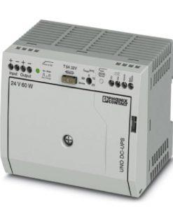 2905907 -  Uninterruptible power supply - UNO-UPS/24DC/24DC/60W