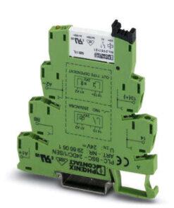2966320 - Relay Module - PLC-RSC-120UC/ 1 NO AU/SEN