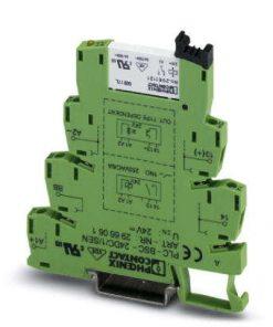 2966333 - Relay Module - PLC-RSC-230UC/ 1 NO AU/SEN