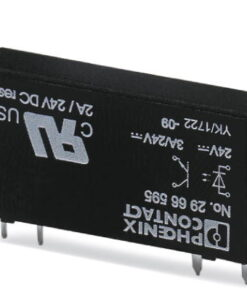 2966595 - OPT-24DC/ 24DC/  2 - Miniature solid-state relay