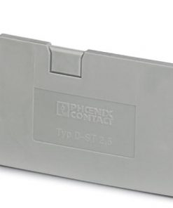 3030417 - End cover - D-ST 2