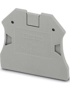 3047028 - End cover - D-UT 2
