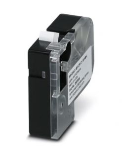 803934 - Fabric label - MM-EMLC (EX12)R C1 WH/BK