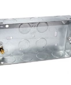 Steel Junction Box Single