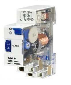 CAE8 -  Stair case Timer Relay 250VAC  16A7min