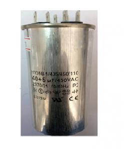 CA71-A 405 - Capacitors 40+5 μF 440V (2+2+2)