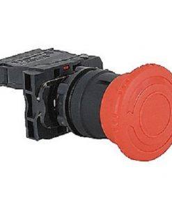 CB5-AT42 -   Emergency Push And Pull Plastic Red Φ40 N/C