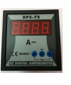 72x72 Digital Amperemeter Electrical Control Cabinets