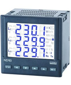 ND10 - 3-phase Power Network Meter Energy Meter