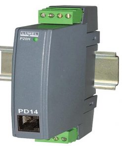 P20H - Transducer of  D.C. voltage or current
