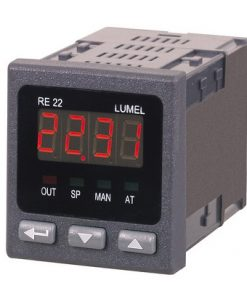 RE22-111008 Controller - 1 Output - Dimension 48 x 48mm
