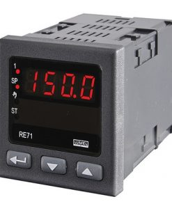 RE71-02100E0 Controller - 1 Output - Dimension 48 x 48mm