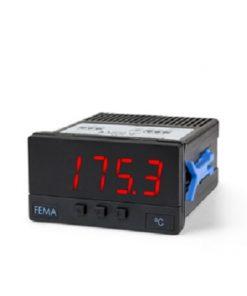 S40-T Temperature panel meter