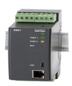 SM61 - Data logger with WWW server