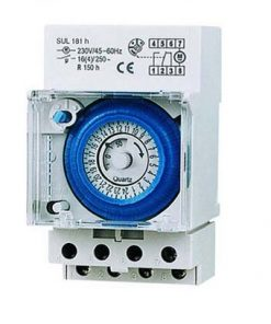SUL181H - Timer Relay 250VAC  16A  24 HOURS
