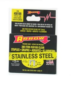 Stailness Steel Staples