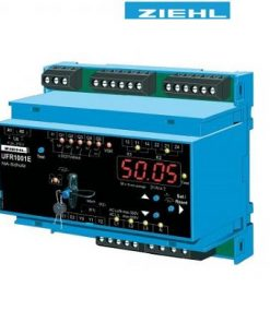 Voltage and Frequency Relay UFR1001E